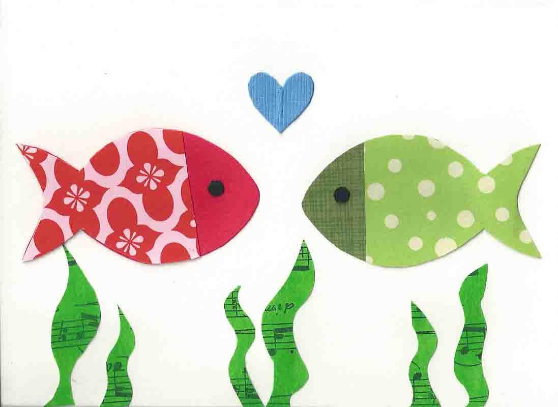 Kristin siri designs kristin carlson for I love the fishes